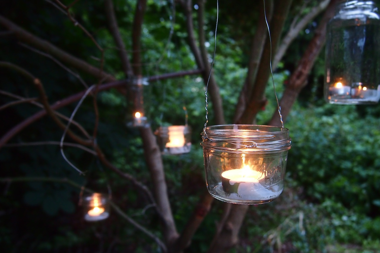 Outdoor Party Lights Diy The Image Kid Has It